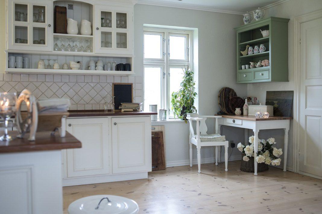 עיצוב ירוק למטבח