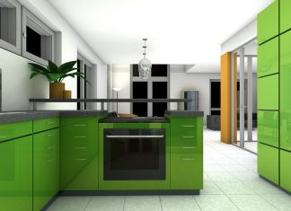 בחירת הצבע למטבח - הטרנדים הכי חמים